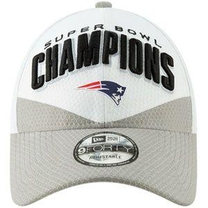 New England Patriots Super Bowl Locker Room Hat